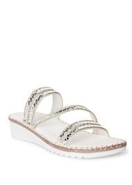 Shoe series 40° view Comfort Rhinestone Sandals