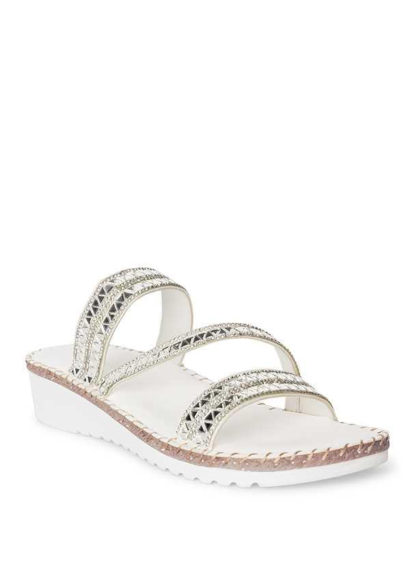 Comfort Rhinestone Sandals,Eyelet Cold Shoulder Hoodie,Color Capri Jeans