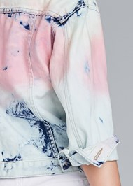 Alternate View Tie Dye Jean Jacket