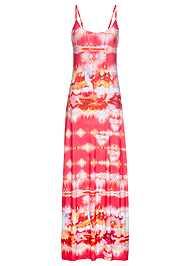 Alternate View Batik Printed Maxi Dress