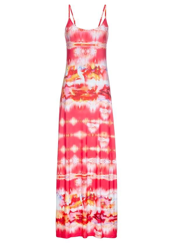 Ghost front view Batik Printed Maxi Dress