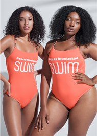 Alternate View Sports Illustrated Swim™ One-Piece