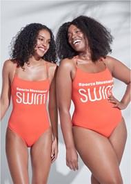 Alternate View Sports Illustrated Swim™ One-Piece