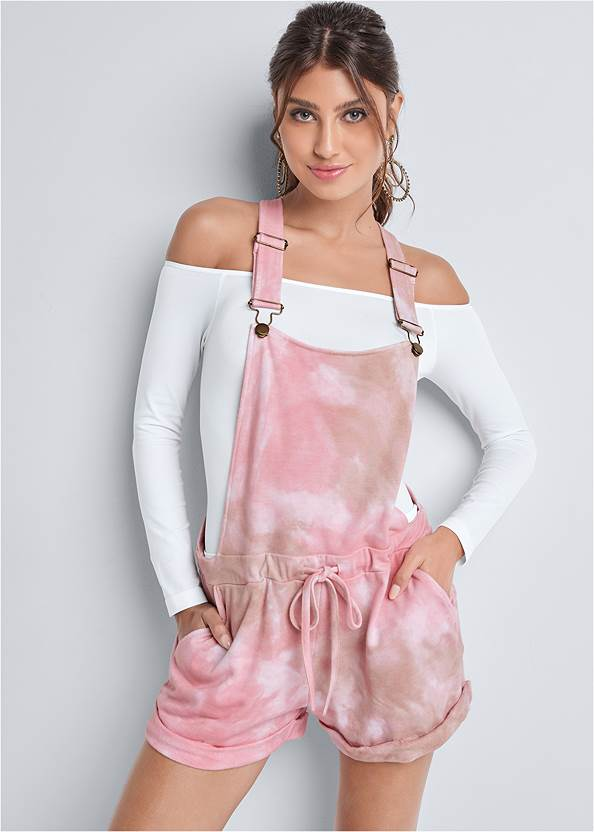 Alternate View Lounge Short Overalls