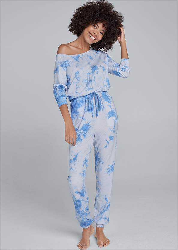 Alternate View Easy Lounge Jumpsuit