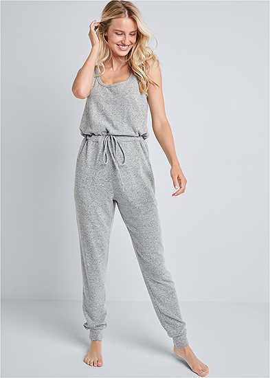 Cozy Hacci Jumpsuit