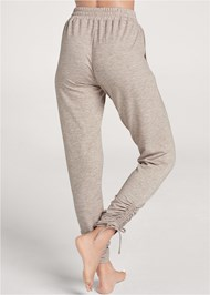 Alternate View Cozy Drawstring Tie Joggers
