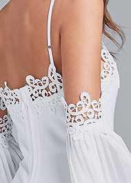 Alternate View Cold Shoulder Bandage Dress