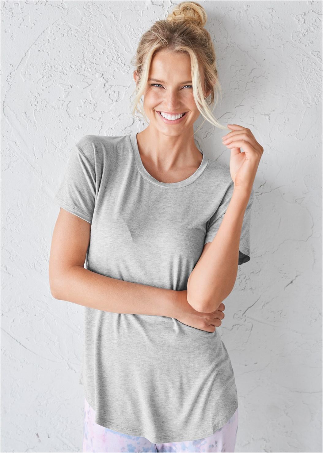 Sleep T-Shirt,Palazzo Sleep Pant,Sleep Shorts