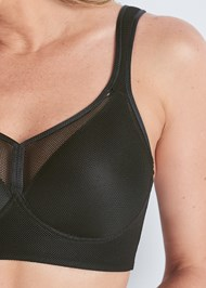 Detail front view Wirefree Comfort Bra