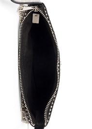 Alternate View Embellished Fringe Bag