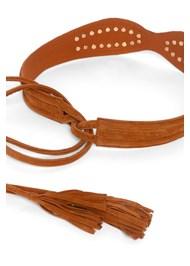 Alternate View Studded Wrap Waist Belt
