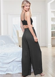 Back View Tie Sleep Pants