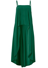Ghost with background  view Sleeveless Maxi Top