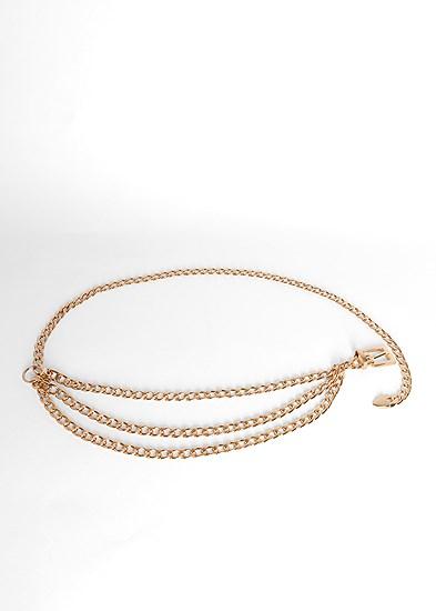 Buckle Chain Belt