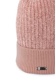Detail  view Chunky Ribbed Beanie