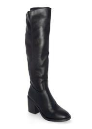 Shoe series 40° view Knee High Block Heel Boot