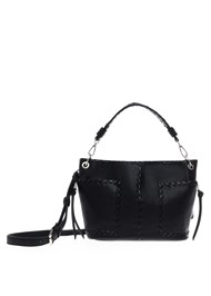 Flatshot  view Steve Madden Wrapstitch Bag