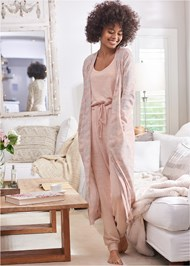 Front View Cozy Hacci Duster