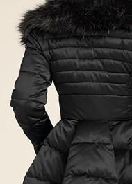 Alternate View Peplum Puffer Jacket