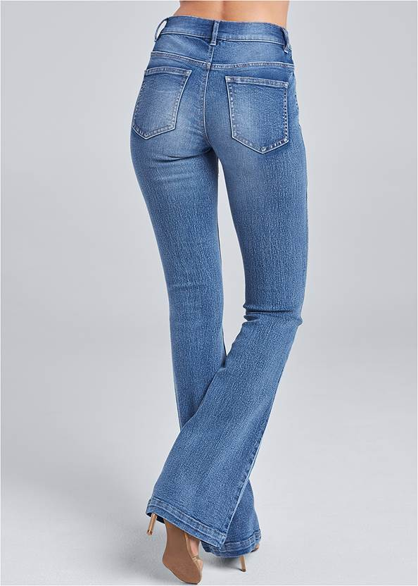 Alternate View Casual Bootcut Jeans