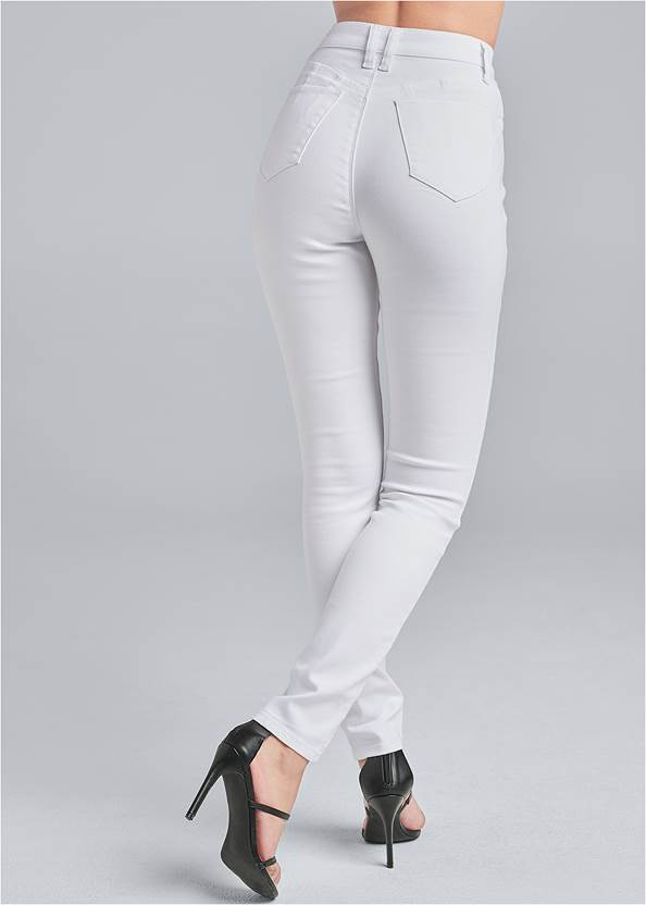 Back view Bum Lifter Jeans