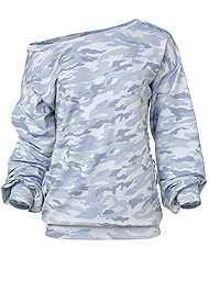 Alternate View Camo Lace Up Sweatshirt