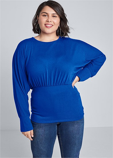 Plus Size Casual Top