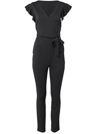 Alternate View Ruffle Detail Jumpsuit