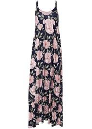 Alternate View Floral Printed Maxi Dress