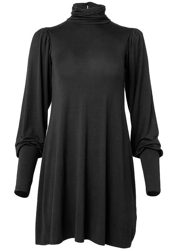 Alternate View Turtleneck Dress