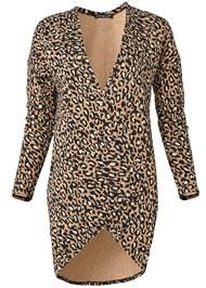 Alternate View Leopard Lounge Cardigan