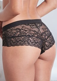 Detail back view Lace Hipster 3Pk