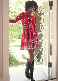 Alternate View Slouchy Mid-Calf Boot