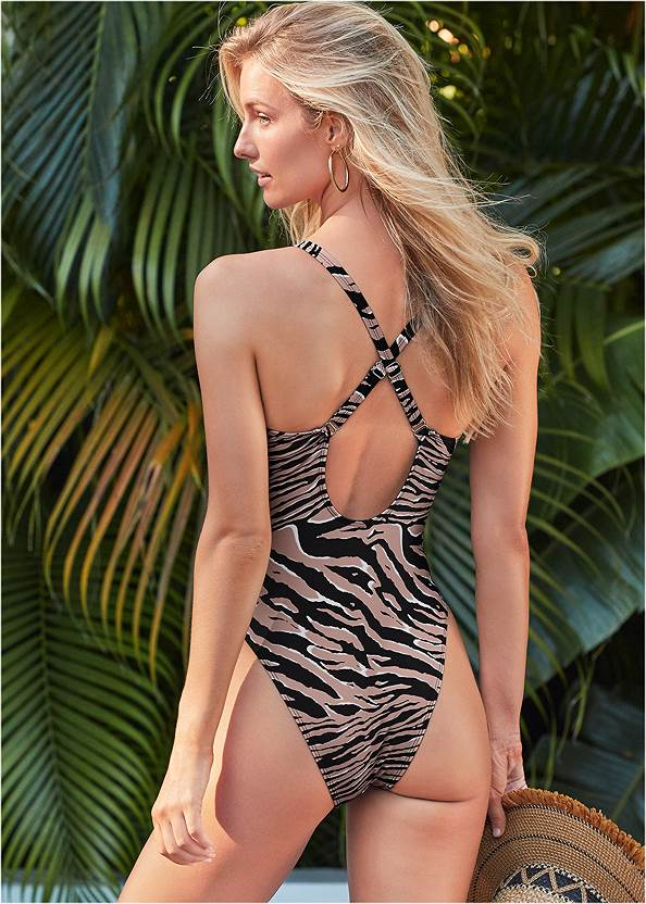 Back View Luxe One-Piece