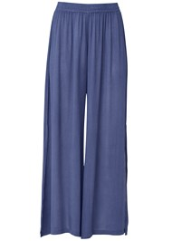 Alternate View Side Slit Cover-Up Pant