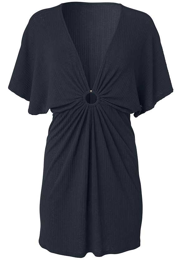 Ring Front Dolman Cover-Up