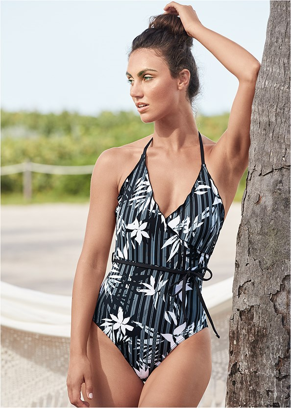 Sustainable Wrap One-Piece