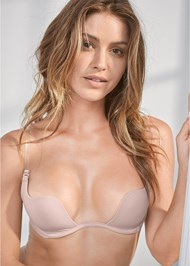 Waist Up front view Convertible Contour Bra
