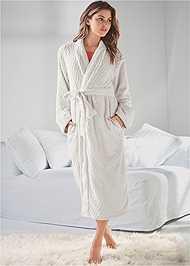 Full front view Cozy Sleep Robe
