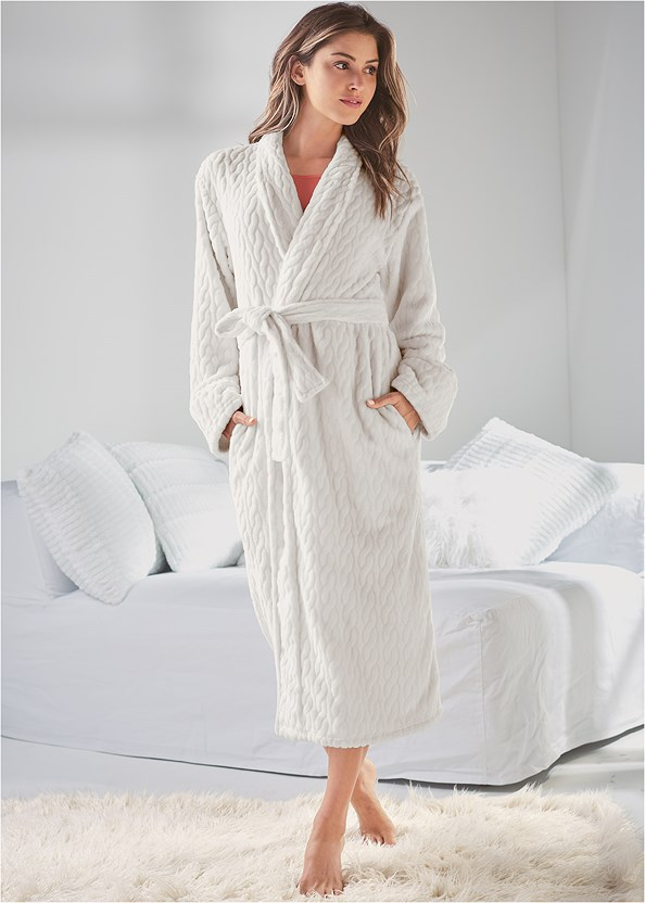 Cozy Sleep Robe,Short Set