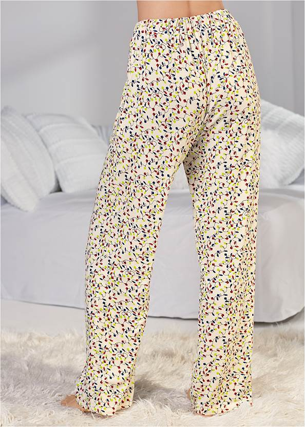 Back View Sleep Pants