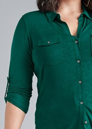 Alternate View Pocket Button Up Top