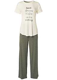 Alternate View Sleep Pant Set