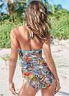 Back View Bali Tankini Top