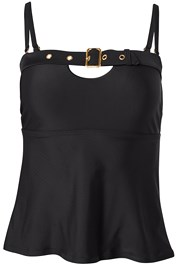 Alternate View Jet Set Belted Tankini Top