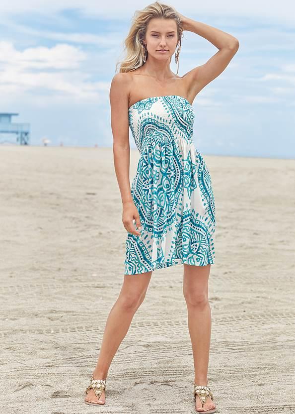 Front View Convertible Dress/Skirt