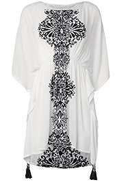 Ghost with background  view Tassel Detail Cover-Up