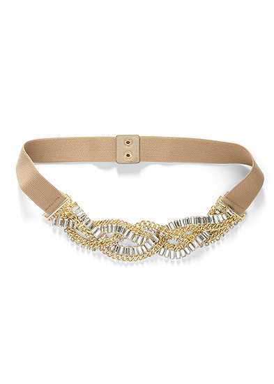 Stretch Chain Belt