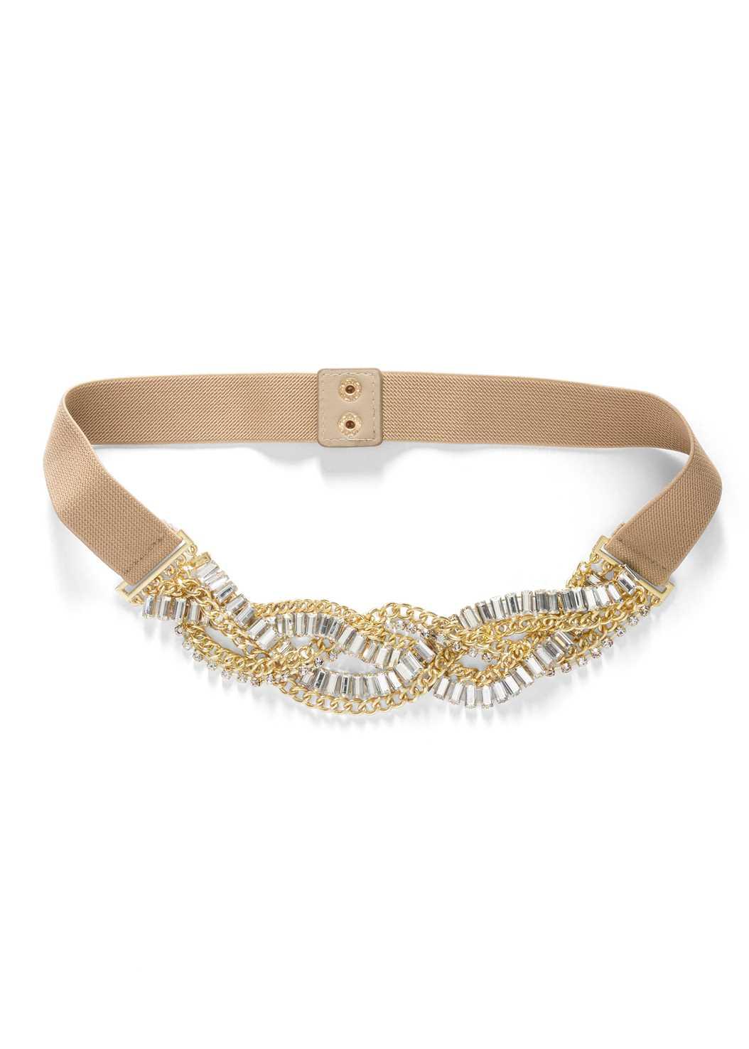Stretch Chain Belt